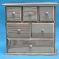 Preisvergleich für XBR sechs große kunsthandwerk aus holz touliu schmuck aus holz - möbel - kabinett,220mm 235 * *