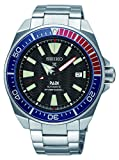 Seiko Herren Analog Automatik Uhr mit Edelstahl Armband SRPB99K1