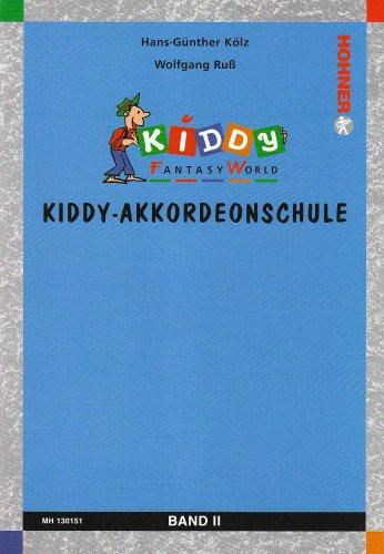 Preisvergleich Produktbild Kiddy Akkordeonschule 2. Akkordeon