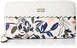 Guess Slg Wallet, Portefeuilles femme, Blanc (White), 2x10x20 cm (W x H L)