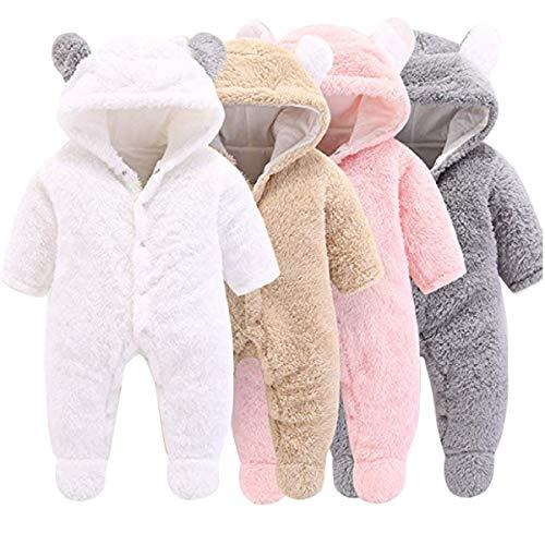 Haokaini - Traje de Nieve cálido para bebé Oso