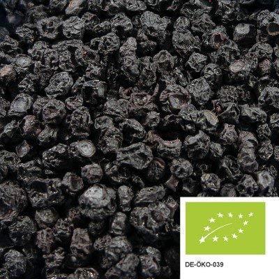 1kg BIO Blaubeeren getrocknet - leckere BIO Heidelbeeren ungesüßt und ungeschwefelt