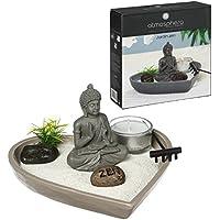 Jardin zen coeur - Objet de décoration avec accessoires - Divers Coloris