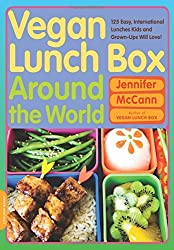 Vegan Lunch Box Around the World: 125 Easy, International Lunches Kids and Grown-Ups Will Love! by Jennifer Mccann (2009-08-11)