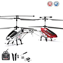 3.5 Kanal 2.4GHz RC ferngesteuerter KAMERA-Hubschrauber mit Gyro inkl. CRASH-KIT, RTF Komplett-Set