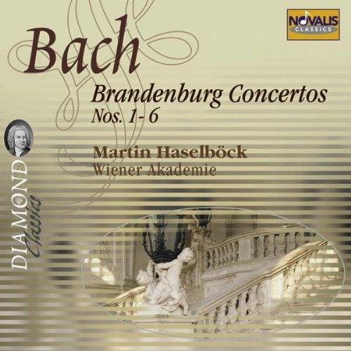 Brandenburg Concerto No. 5 in D Major - BWV 1050: Allegro b