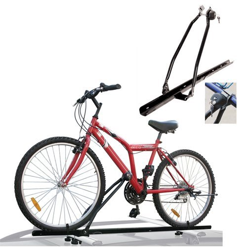 universal-car-roof-bicycle-bike-carrier-upright-mounted-locking-cycle-rack-store