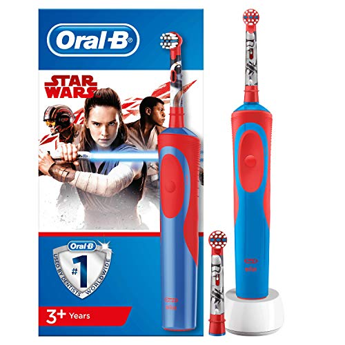 Oral-B Stages Power Kids Cepillo Eléctrico Niños Personajes Star Wars