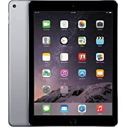 Apple iPad Air 2 with Wi-Fi 16GB - Space Gray (Reconditionné)