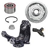 1x Reparatursatz Achsschenkel inkl. Radlager, Radnabe und ABS-Sensor Vorderachse links