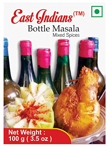 East Indians Bottle Masala ( Meat Curry ) 100 Grams