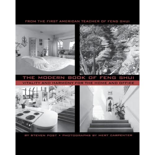 [The Modern Book of Feng Shui] [By: Post, Steven] [February, 2013]
