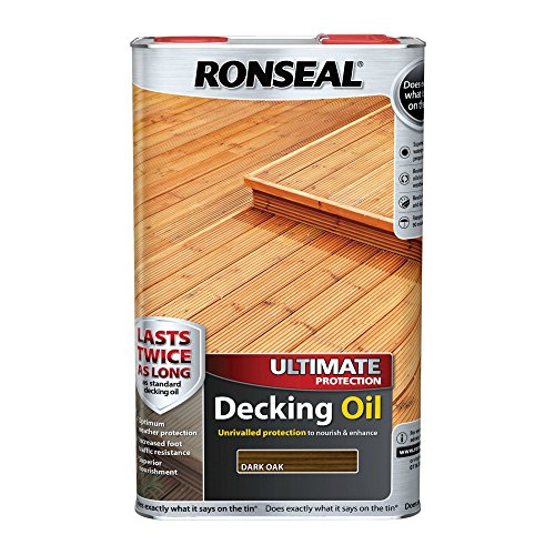ronseal-rsludodo5l-5l-ultimate-protection-decking-oil-dark-oak