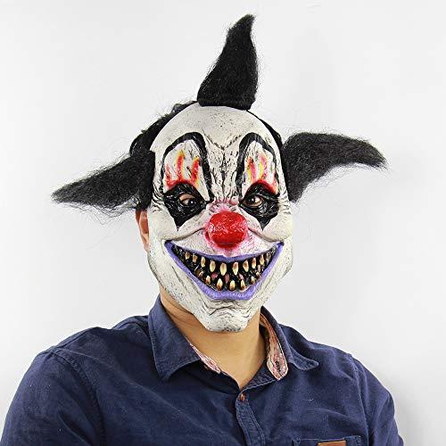 n Maske Mit Rotem Haar Für Erwachsene Für Halloween-Party 5 Stil Halloweenkostüm Party Requisiten Masken Dekorationen,Picture3 ()