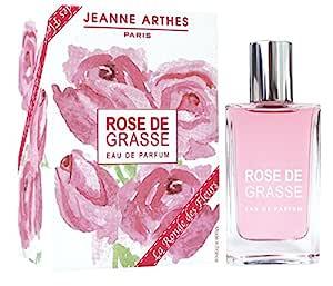 Jeanne Arthes Eau De Parfum Die Rund Von Blumen Rosa Fettenden 30 Ml Beauty