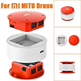 dreamsLE_Drohne Xiaomi MITU Drone Double Battery Charger Set Fast Charging Base Charger with 2Pcs 920mAh Battery for MITU RC Drone (Ladegerät)
