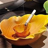 Cenicero de cerámica Personalidad Creativa Salón Dormitorio Home Office...