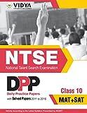 NTSE MAT+SAT Practice Set & Solved Paper Class 10