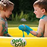 Gelli baff is a totally unique, completely safe, UK manufactured powder that turns ordinary water into glorious, colourful goo! Gelli Baff has passed all toy safety testing in the UK, in Australia & has recently passed a very stringent USA testin...
