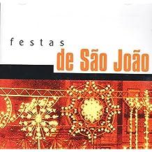 Festas de Sao Joao - Varios Artistas [CD] 1999