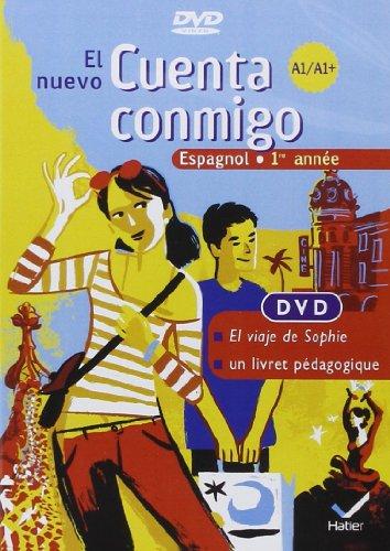 Nuevo Cuenta Conmigo 1re Annee Édition 2007, DVD