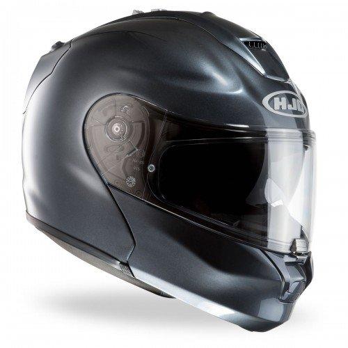 HJC Rpha max evo casco para Moto metal, negro/antracita, talla S