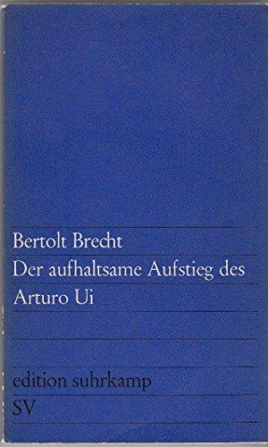 Le Procès de Lucullus Maître Puntila et son valet Matti La Résistible ascension d'Arturo Ui Les Visions de Simone Machard (Théâtre complet / Bertolt Brecht.)