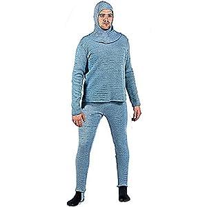 Limit Sport - Pantalón medieval tipo malla (NC168)