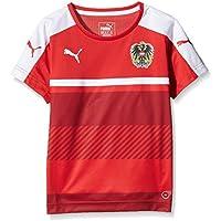 PUMA Kinder T-Shirt Austria Training Jersey