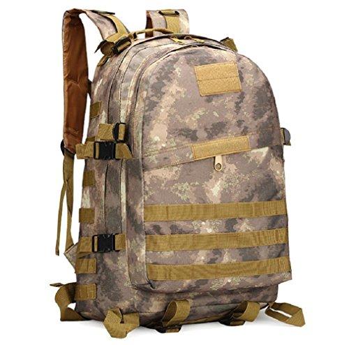 bbcbcc8bf3104 ... verstellbare Bergsteigen Tasche A9. ZC J Outdoors 36-55L Capacity Camouflage  Männer Schulter Rucksack