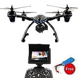 Dazhong JXD 506G Quadcopter Drone avec 5,8 GHz en temps réel FPV