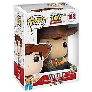 Toy Story Woody figura De Vinilo 168 Coleccionista figura