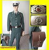 Uniform Polizei, Volkspolizei, Gr. 50, Ostalgie, Fasching, Karneval, Vopo