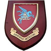 Airborne Artillery Military Wall Plaque
