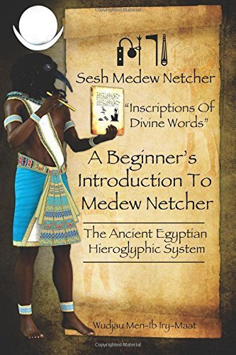 A Beginner's Introduction To Medew Netcher - The Ancient Egyptian Hieroglyphic System by Wudjau Men Ib Iry Maat (2015-03-24)