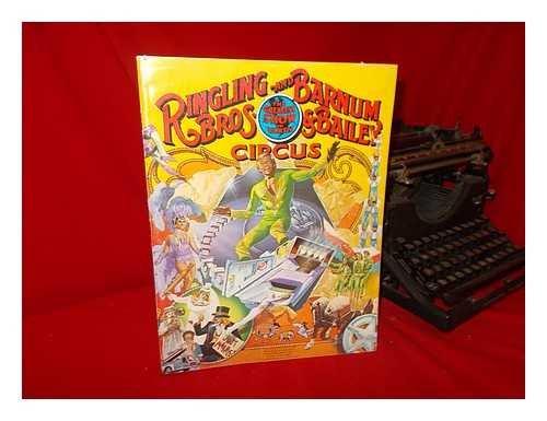 Ringling Bros and Barnum & Bailey Circus; the Greatest Show on Earth. (Souvenir Program & Magazine) - Barnum & Bailey Circus-magazin