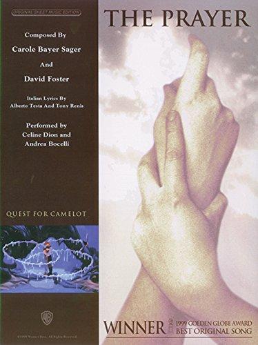 the-prayer-original-sheet-music-edition