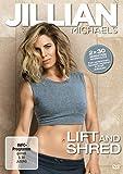Die besten Jillian Michaels Dvds - Jillian Michaels - Lift and Shred Bewertungen