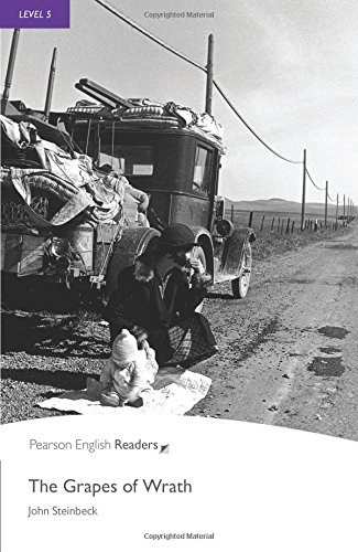 Level 5: The Grapes of Wrath (Pearson English Graded Readers)
