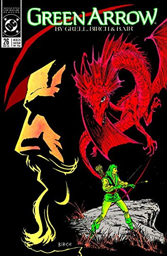 Green Arrow TP Vol 4 Blood of the Dragon
