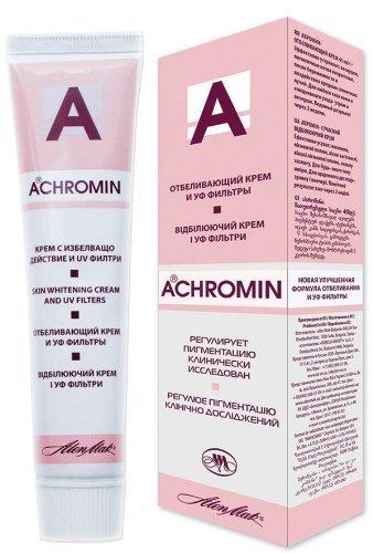 Allen Mak Achromin Crème blanchissante 45 ml