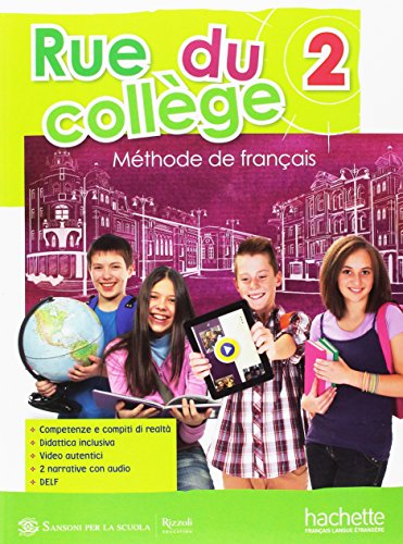 Rue Du College 2: Pack. Con Openbook