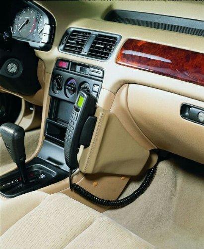 KUDA 090005 Halterung Kunstleder schwarz für Rover 600 ab 1996 bis 1999 / Honda Accord (CE-CF) ab 1996 bis 1999 (1996 Accord Honda)