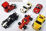 Creative Amazing Building Blocks Bricks Children Toys (Pull Back Cars)