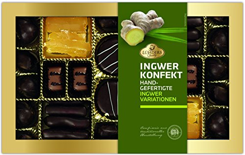 Preisvergleich Produktbild Lühders Ingwer-Konfekt