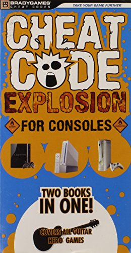 Cheat Code Explosion for Handhelds and Consoles (Nintendo DS, Playstation 2, 3, PSP, Nintendo Wii, Xbox 360)