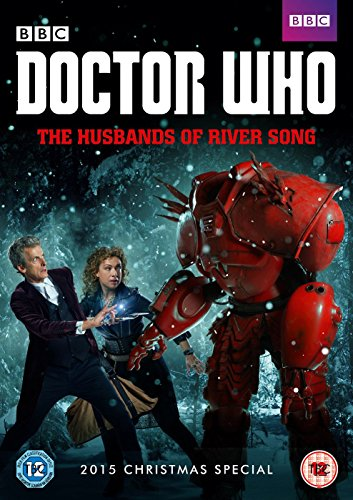 Picture of The Doctor Who 2015 Christmas Special - The Husbands of River Song [DVD]