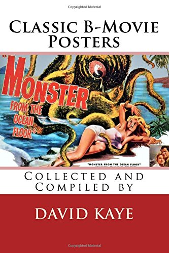 Classic B-Movie Posters