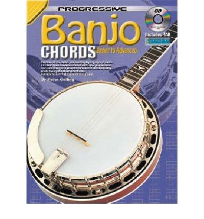 [(Progressive Banjo Chords)] [Author: Peter Gelling] published on (October, 2008)