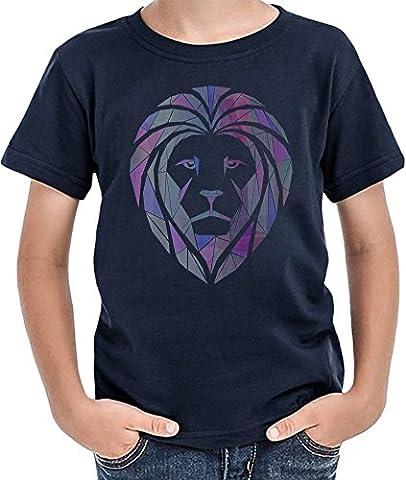 Graphic Lion Head T-shirt garçon 12+ yrs